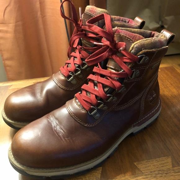 4a9e28b829c Timberland Heston Gore Tex Pendleton Boot